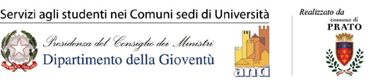 Logo Ministero Gioventù e Anci