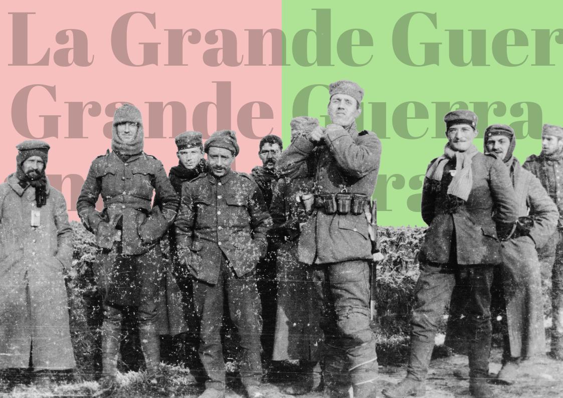 grande guerra - novembre 2018